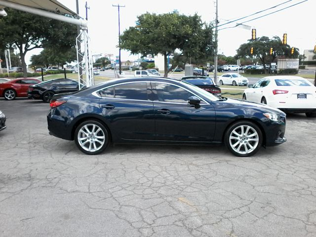 2015 Mazda Mazda6 i Touring San Antonio, Texas 9