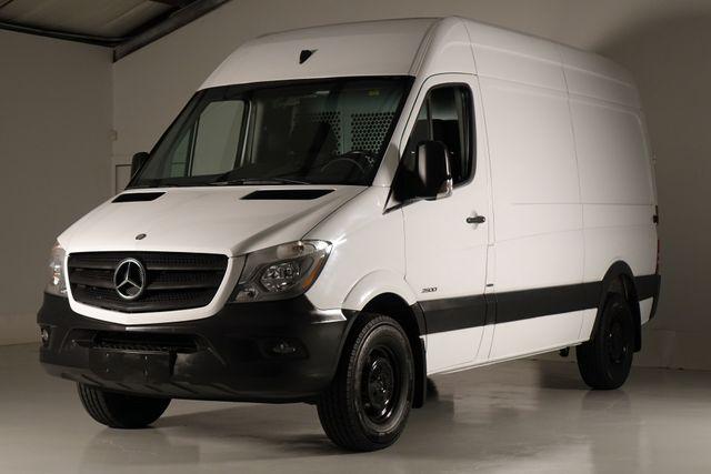 2015 Mercedes-Benz 2500 Sprinter Vans High Roof