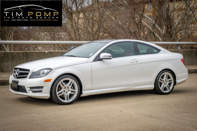 2015 Mercedes-Benz C 250 PANO ROOF LEATHER SEATS