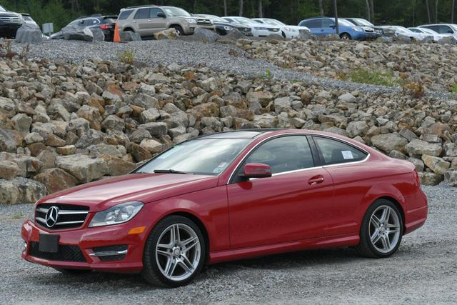 2015 Mercedes-Benz C 250 Naugatuck, Connecticut