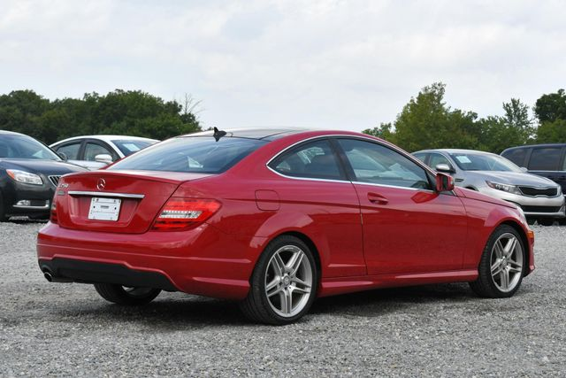 2015 Mercedes-Benz C 250 Naugatuck, Connecticut 4