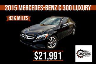 2015 Mercedes-Benz C 300 Luxury in Albuquerque, NM 87106