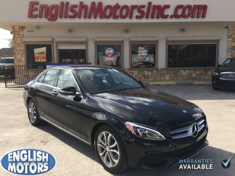 2015 Mercedes-Benz C 300 Sport in Brownsville, TX