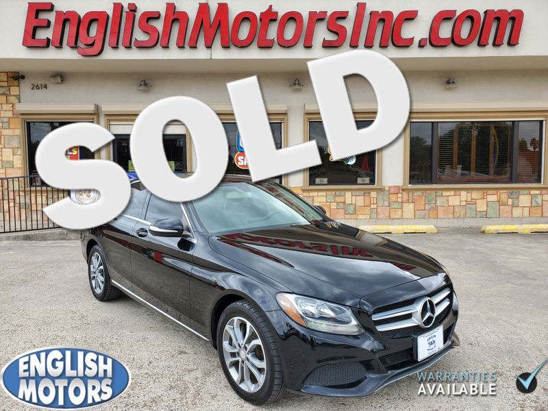 2015 Mercedes-Benz C 300 Sport  Brownsville TX  English Motors  in Brownsville, TX