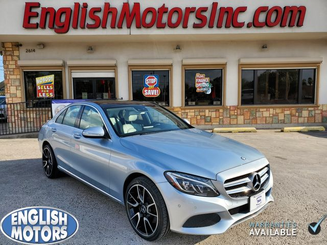 2015 Mercedes-Benz C 300 Sport in Brownsville, TX 78521