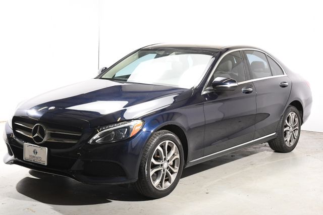 2015 Mercedes-Benz C 300 Luxury