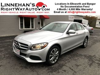 2015 Mercedes-Benz C 300 in Bangor, ME
