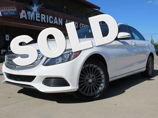2015 Mercedes-Benz C 300 Luxury 4MATIC | Houston, TX | American Auto Centers in Houston TX
