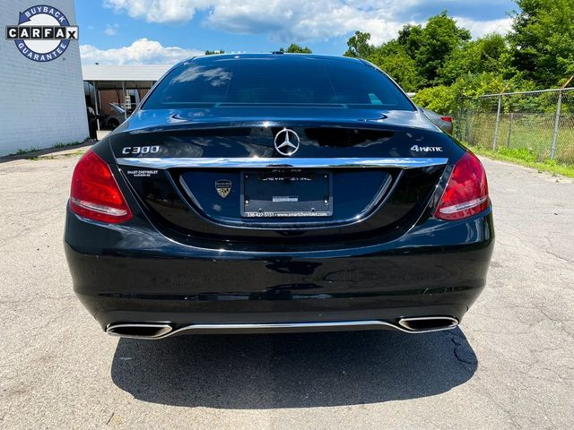 2015 Mercedes-Benz C 300 C 300 Madison, NC 2