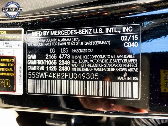 2015 Mercedes-Benz C 300 C 300 Madison, NC 38