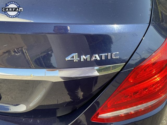 2015 Mercedes-Benz C 300 C 300 Madison, NC 21