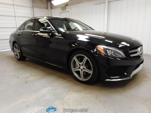2015 Mercedes-Benz C 300 Sport PACKAGE PANO ROOF NAVIGATION