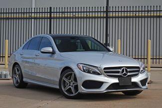 2015 Mercedes-Benz C 300 Sport* AMG Pkg* Burmester* Pano Roof* Premium*** | Plano, TX | Carrick's Autos in Plano TX
