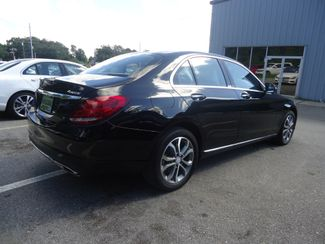 2015 Mercedes-Benz C 300 4MATIC. PUSH START. BURMESTER PREM SOUND SYSTEM SEFFNER, Florida 16