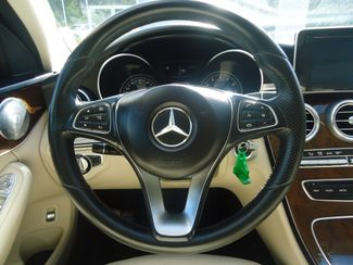 2015 Mercedes-Benz C 300 4MATIC. PUSH START. BURMESTER PREM SOUND SYSTEM SEFFNER, Florida 23