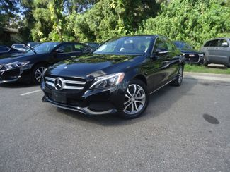 2015 Mercedes-Benz C 300 4MATIC. PUSH START. BURMESTER PREM SOUND SYSTEM SEFFNER, Florida 3