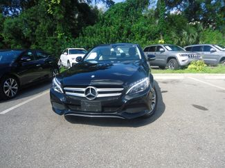 2015 Mercedes-Benz C 300 4MATIC. PUSH START. BURMESTER PREM SOUND SYSTEM SEFFNER, Florida 5