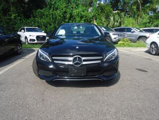 2015 Mercedes-Benz C 300 4MATIC. PUSH START. BURMESTER PREM SOUND SYSTEM SEFFNER, Florida 6