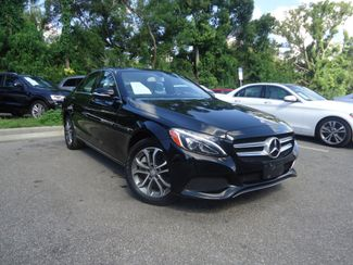 2015 Mercedes-Benz C 300 4MATIC. PUSH START. BURMESTER PREM SOUND SYSTEM SEFFNER, Florida 7
