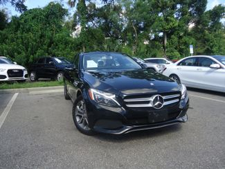 2015 Mercedes-Benz C 300 4MATIC. PUSH START. BURMESTER PREM SOUND SYSTEM SEFFNER, Florida 8