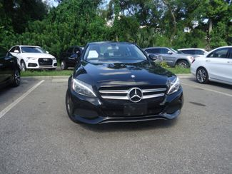 2015 Mercedes-Benz C 300 4MATIC. PUSH START. BURMESTER PREM SOUND SYSTEM SEFFNER, Florida 9