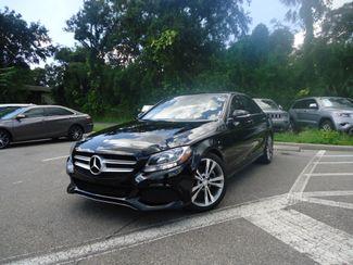 2015 Mercedes-Benz C 300 PANORAMIC. NAVIGATION SEFFNER, Florida