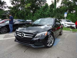 2015 Mercedes-Benz C 300 PANORAMIC. NAVIGATION SEFFNER, Florida