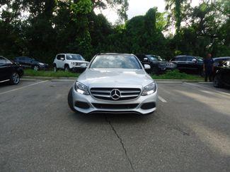 2015 Mercedes-Benz C 300 PANO. NAVI. PARKTRONIC W ACTIVE PARK ASSIST SEFFNER, Florida 7
