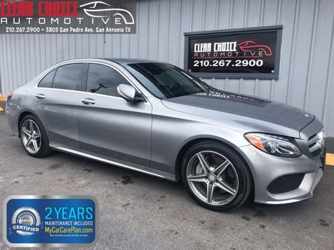2015 Mercedes-Benz C 400  in San Antonio, TX