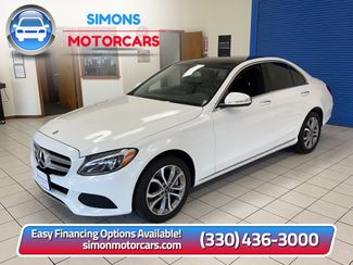 2015 Mercedes-Benz C-CLASS C300 4MATIC in Akron, OH 44320