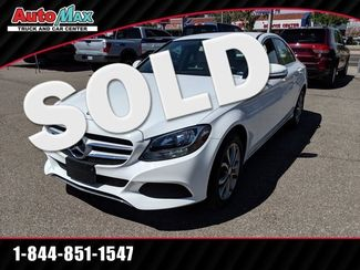 2015 Mercedes-Benz C-Class 4DR SDN C300 4MAT in Albuquerque, New Mexico 87109