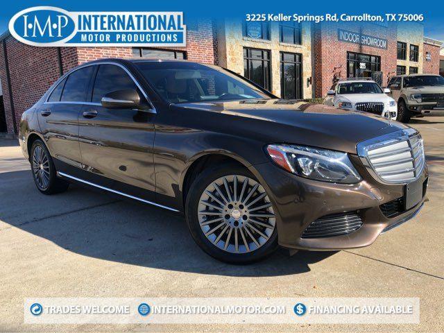 2015 Mercedes-Benz C Class C300 in Carrollton, TX 75006