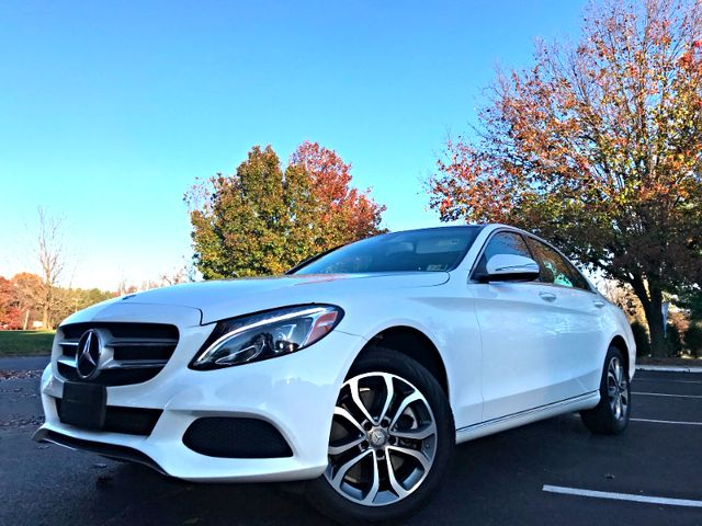 2015 Mercedes-Benz C-CLASS C300 4MATIC in Leesburg Virginia, 20175