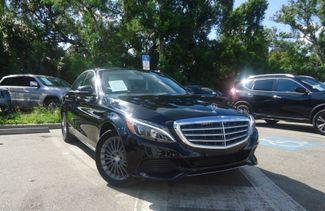2015 Mercedes-Benz C 300 4MATIC. LUX PKG. PREM PKG. PANO SEFFNER, Florida 9