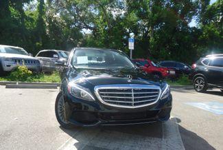 2015 Mercedes-Benz C 300 4MATIC. LUX PKG. PREM PKG. PANO SEFFNER, Florida 10
