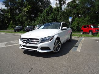 2015 Mercedes-Benz C 300 4MATIC. PANORAMA NAVIGATION SEFFNER, Florida