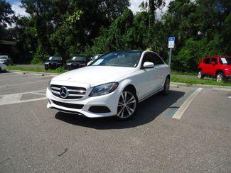 2015 Mercedes-Benz C 300 4MATIC. PANORAMA NAVIGATION SEFFNER, Florida 7