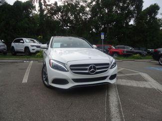 2015 Mercedes-Benz C 300 PRM PKG PANORAMA NAVI PREM SOUND SEFFNER, Florida 9