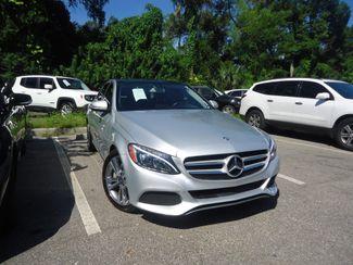 2015 Mercedes-Benz C 300 PREM PKG. PANORAMA. PREM SOUND SEFFNER, Florida 9