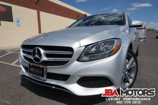 2015 Mercedes-Benz C300 Sport C Class 300 4Matic AWD Sedan ONLY 14K MILES! | MESA, AZ | JBA MOTORS in Mesa AZ