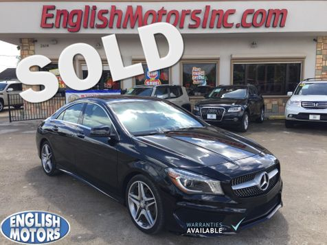 2015 Mercedes-Benz CLA 250 Sport Plus Pkg in Brownsville, TX