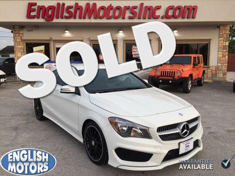 2015 Mercedes-Benz CLA 250 Sport Package in Brownsville, TX