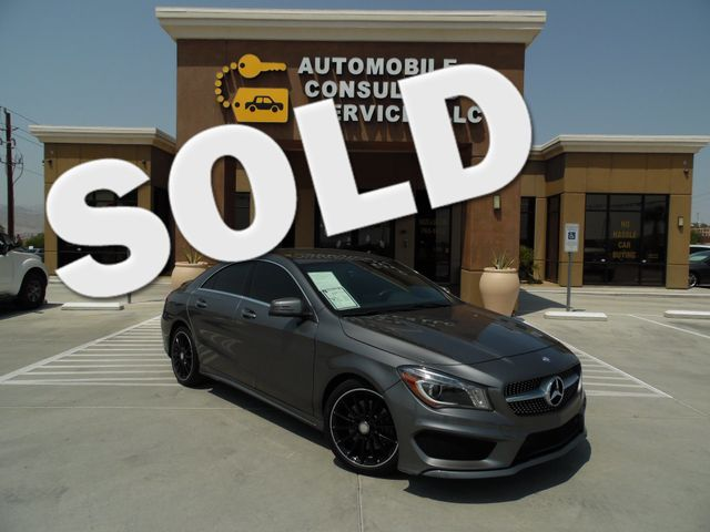 2015 Mercedes-Benz CLA 250 in Bullhead City Arizona, 86442-6452