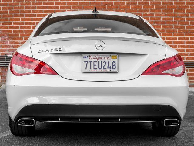 2015 Mercedes-Benz CLA 250 Burbank, CA 4
