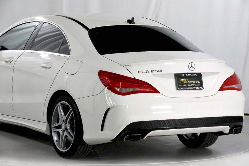 2015 Mercedes-Benz CLA 250 - AMG Sport pkg - Bi-Xenon headlights - Keyless GO  city California  MDK International  in Los Angeles, California