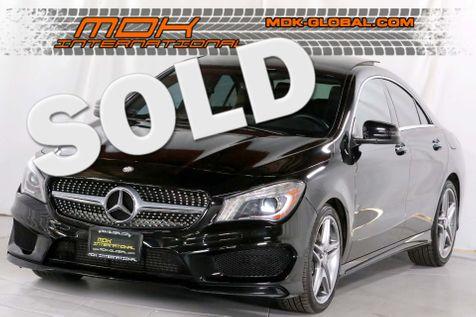 2015 Mercedes-Benz CLA 250 - Sport Plus - Navi - Keyless GO - Xenon - Loaded in Los Angeles