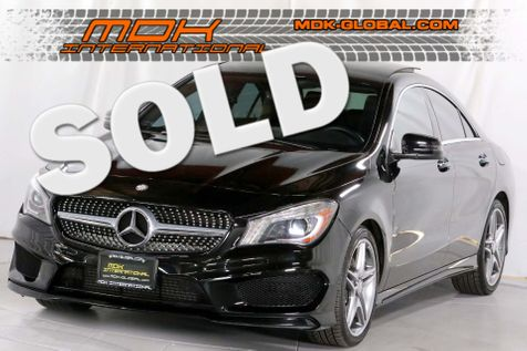 2015 Mercedes-Benz CLA 250 - Sport Plus - Navi - Keyless GO - Xenon - Loaded in Los Angeles