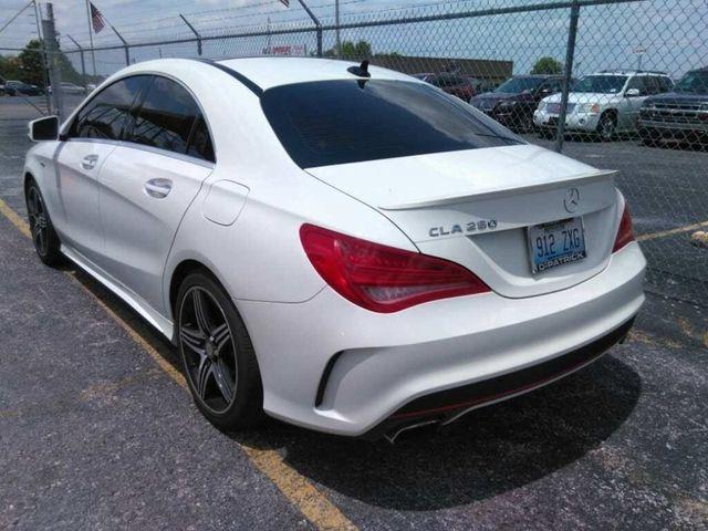 2015 Mercedes-Benz CLA 250 CLA 250 Madison, NC 3