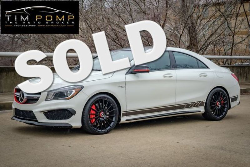 2015 Mercedes-Benz CLA 45 AMG | Memphis, Tennessee | Tim Pomp - The Auto Broker in Memphis Tennessee