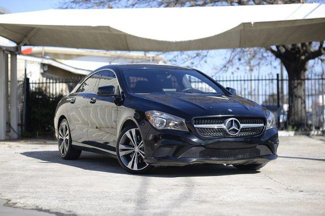 2015 Mercedes CLA 250
